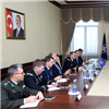 NATO Supreme Allied Commander Europe met Azerbaijan first Deputy Minister of Defence
