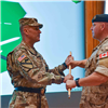 LANDCOM transitions Command Senior Enlisted Leaders